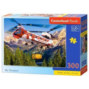 Castorland - Въздушен транспорт - 300 части - кутия