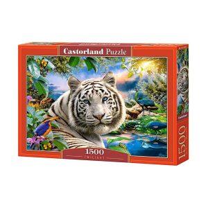 Castorland - Здрач - 1500 части - кутия