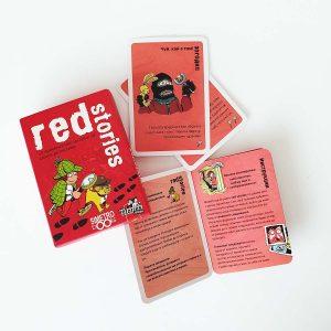 Игра със загадки Red Stories за деца
