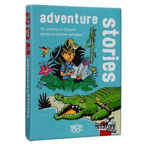 Black Stories Adventure - игра с истории на български език