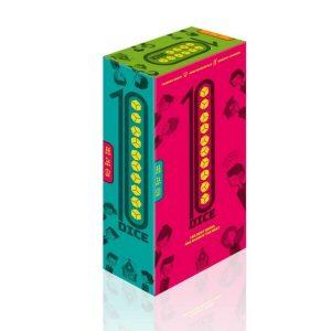 10 Dice - Парти настолна игра - кутия