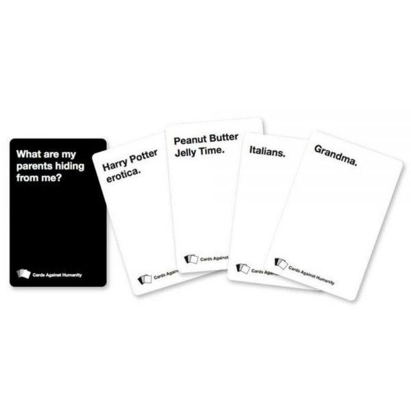 Cards Against Humanity - парти игра - карти