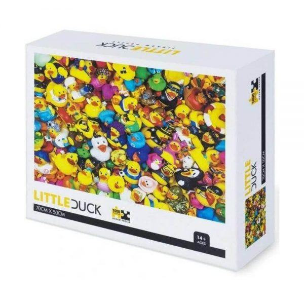 Jigsaw Puzzle - Малко пате - 1000 части - кутия