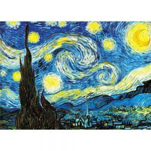 Jigsaw Puzzle - Звездна нощ - 1000 части - картина
