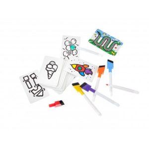 Настолна игра Speed Colors - компоненти