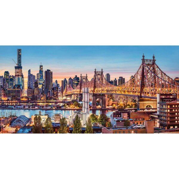 Castorland - Добър вечер, Ню Йорк - 4000 части - картина