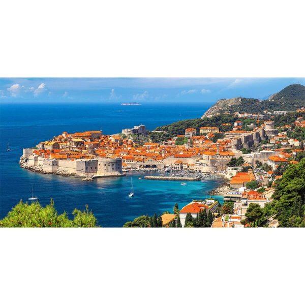 Castorland - Дубровник, Хърватия - 4000 части - картина