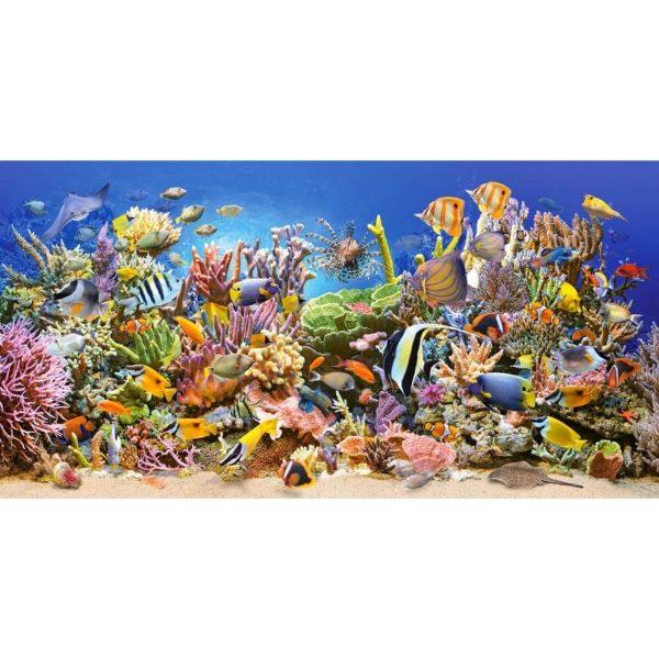 Castorland - Подводен свят - 4000 части - картина