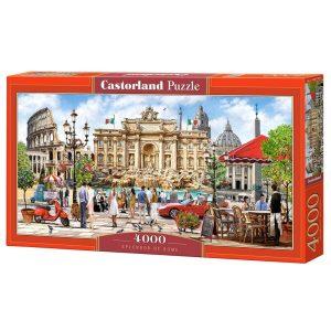 Castorland - Великолепието на Рим - 4000 части - кутия