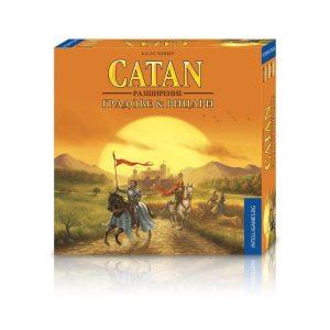 Разширение - Catan Градове и Рицари - кутия