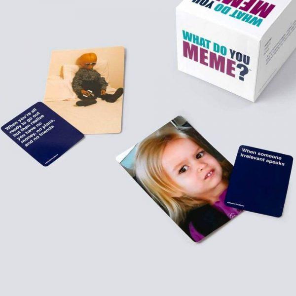 What do you meme? - парти игра - компоненти