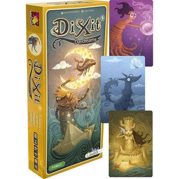 Dixit: Daydreams - разширение - компоненти