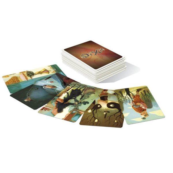 Dixit: Origins - разширение - карти