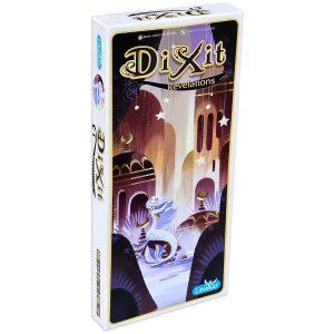 Dixit: Revelations - разширение - кутия