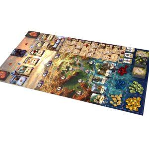 Изгубените руини на Арнак - стратегическа игра - игрално поле