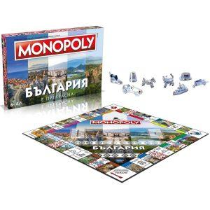 Monopoly - България е прекрасна - компоненти